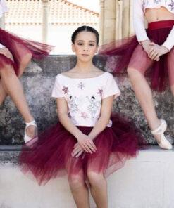 Camiseta Danza Cancon Copo El Petit Ballet
