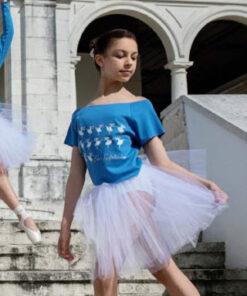 Camiseta Danza Cancon Fide El Petit Ballet