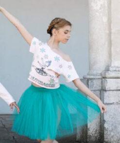 Camiseta Danza Cancon Ker El Petit Ballet