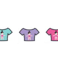 Camiseta Danza Cancon Lisi21 El Petit Ballet
