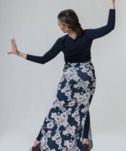 Falda Flamenca Larga Davedans Bangui